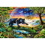 Panther Twilight - 1000pc