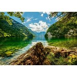 Lake Koenigsee in Germany - 1500pc