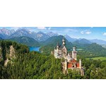 Neuschwanstein Castle - Germany - 4000pc