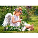 Garden Angel - 500pc