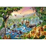 Jungle River - 500pc