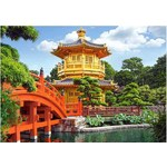 Beautiful Chinese Garden - Hong Kong - 500pc