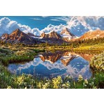 Mirror of the Rockies - 500pc