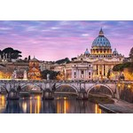 View of the Vatican - 500pc