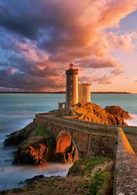 The Lighthouse Petit Minou - France - 500pc