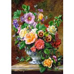 Flowers in a Vase - 500pc