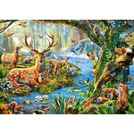 Forest Life - 500pc