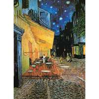 Cafe at Night - Vincent Van Gogh