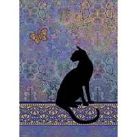 Cats Silhouette -1000pc