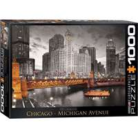 Chicago River - 1000pc