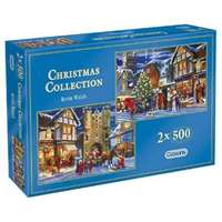 Chistmas Collection - 2 x 500 pc