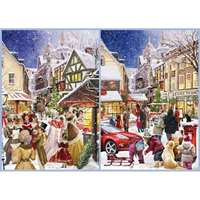 Christmas - Past and Present No.1 - 1000pc