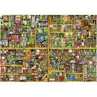 Colin Thompson - Bookshelf - 18000pc