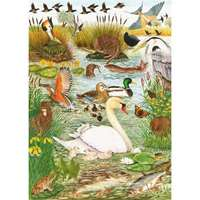 Country Wildlife - 1000pc
