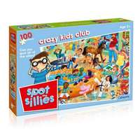 Spot the Sillies - Crazy Kids Club - 100pc