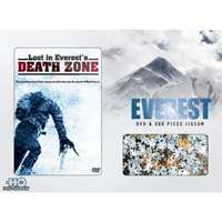 everest - plus  lost in everest dvd