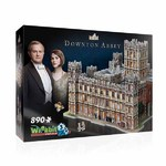 Downton Abbey - 890pc 3D