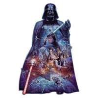 Darth Vader - Star Wars Silhouette Puzzle - 1000pc