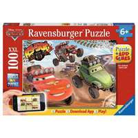 Disney Cars - Augmented Puzzle - XXL100