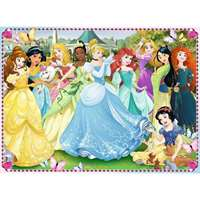 Disney Princesses - 3 x 49pc