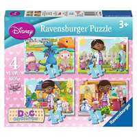 Doc McStuffins - 4 in 1