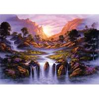 Dream Waterfall - John Rattenbury