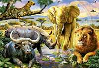 The Big Five - 1000pc