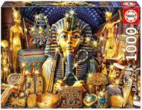 Treasures of Egypt - 1000pc
