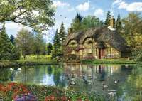 Lake View Cottage - 2000pc