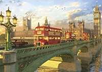 Westminster Bridge - 2000pc