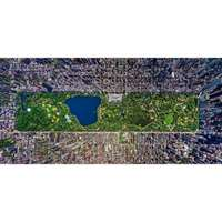 Central Park - New York Panoramic - 3000pc