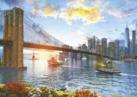 Brooklyn Bridge - 4000pc