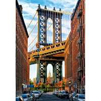 Manhattan Bridge - New York - 1000pc