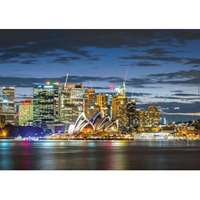 Sydney at Twilight - 1000pc