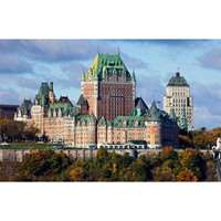 Chateau Frontenac - Canada - 1000pc