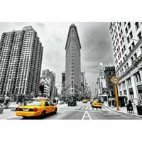 Flatiron Building - New York - 1000pc