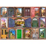 Doors of Europe - 1500pc