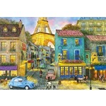Paris Streets - 1500pc