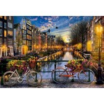 Amsterdam With Love - 2000pc