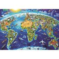 World Landmarks - 2000pc