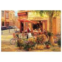 Corner Cafe - Haxia Liu - 2000pc