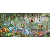 Wildlife - Panoramic - 3000pc