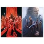 Star Wars - Episode VIII - The Last Jedi - 2 x 500pc