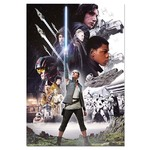 Star Wars - Episode VIII - The Last Jedi - 1000pc