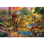 Land of Dinosaurs - 1000pc