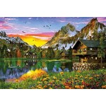 Alpine Lake - 5000pc