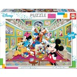 Mickey Art Gallery - 1000pc