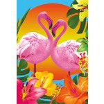Flamingos - 500pc