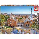 Barcelona View - 1000pc
