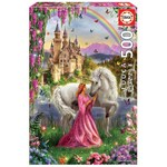 Fairy and Unicorn - 500pc